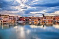 La bianca isola di Creta