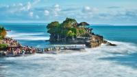 Il tempio di Tanah lot